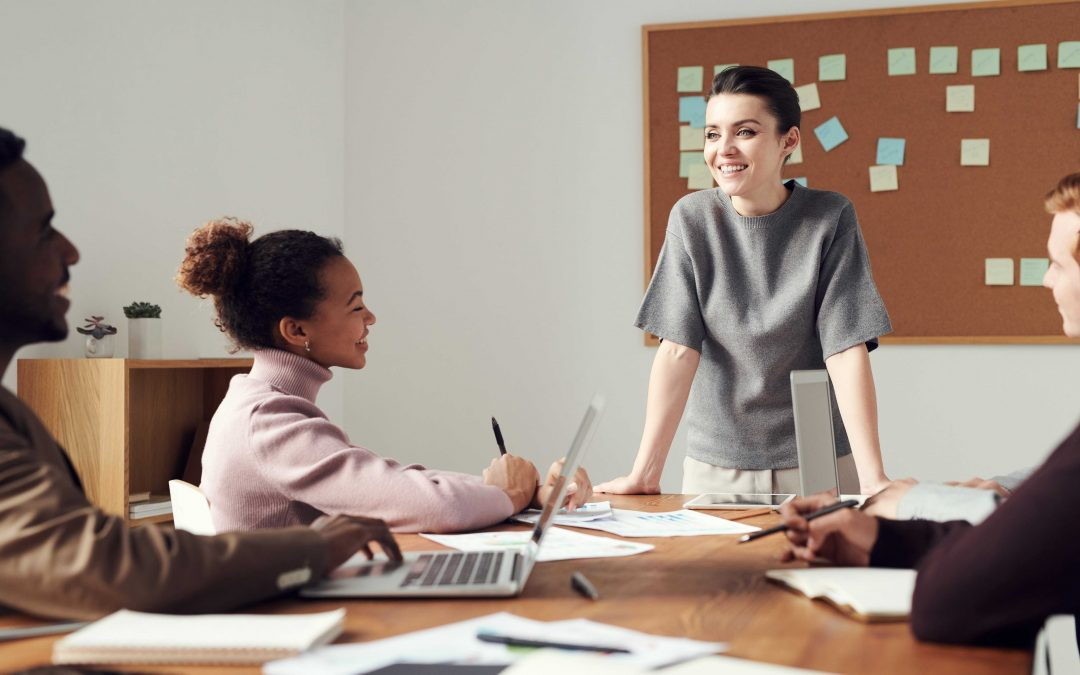 How To Build Confidence In The Workplace?
